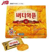 アジアのお土産 香り豊かなバターの風味を大切にしたワッフルクッキーです。   ■内容量:1箱:12袋...