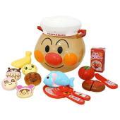 種別:おもちゃ 発売日:2012/12/17 説明:アンパンマンのかわいいケースにおままごとパーツが...