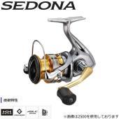 シマノ 17 セドナ C2000S (スピニングリール)  ■ギア比:5.0 ■実用ドラグ力(kg)...