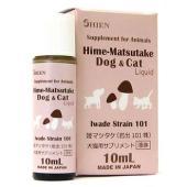 "Hime-Matsutake ""Dog & Cat""はきのこ""姫マツタケ(岩出101株)""の..."