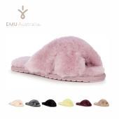 emu Australia MAYBERRY (エミュー オーストラリア ライナースキンスリッパ メ...
