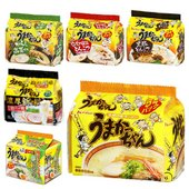 ・九州の味 うまかっちゃん 94g×5袋 ・濃厚新味 84gx5袋 ・熊本 火の国流とんこつ香ばしに...