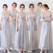 [ 商品名 ] 6タイプ パーティードレス グレードレス ロングドレス スレンダーライン ワンピース...