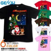 【商品説明】 ★クリスマス Tシャツ★<br>GENJUらしい全力のクリスマスのイベント...