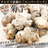 12月3日のTBSテレビ「名医のTHE太鼓判」で菊芋が紹介されました! 放送終了後、ご注文が殺到して...