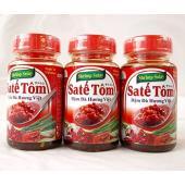 ・582704 食べるベトナムラー油 サテ・トム 100g×3個セット ・Sate Tom Dam ...