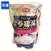 ■商品説明■ ハリム 冷凍 参鶏湯 800g(レトルト) 韓国では夏バテ対策に欠かせない一品! 鳥一...