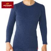 HOTMAGIC(ホットマジック)の『凄く暖か』シリーズのロングスリーブシャツです。 身体から出る湿...
