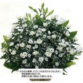 [サイズ] -  [コメント] 地域限定葬儀用生花2基(1対)でご手配いたします。 ページ下の「各都...