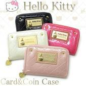 HELLO KITTY ハローキティ コインケース カードケース 財布 HK26-4 キティ レディ...