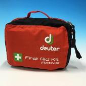 【ポータブルファーストエイドキット】このコンパクトな救急セットは、防災用品やアウトドア用品として机の...
