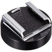 1/4インチカメラネジ穴付のシューアダプター(絶縁体付) /  仕 様 サイズ:外形13×径30mm...