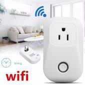 【主な機能】 携帯電話とWifiネットワークを通して、本製品を接続した家電/電気機器のオン/オフ等の...