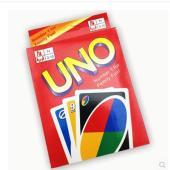 定番カードゲーム「UNO」。  配られたカードを誰よりも早く場に切っていくカードゲーム。  場に積ま...