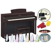 ・木製鍵盤の弾き応えでグランドピアノのタッチに迫る「ナチュラルウッドエックス(NWX)鍵盤 象牙調・...