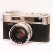 【中古品】[135フイルムレンジファインダーカメラ] ■ YASHICA エレクトロ35[70277...
