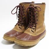 【コンディション】 ランク:D  【サイズ】 メンズ26.5cm 表記サイズ:US10 ブーツ高さ:...