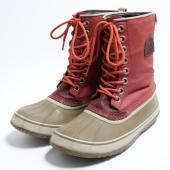 【コンディション】 ランク:B  【サイズ】 メンズ27.0cm 表記サイズ:US10 ブーツ高さ:...