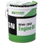 【送料込み価格をご確認下さい!】ホンダ・ハンプ・エンジンオイルSN 5W30(20L)H0827-9...