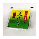 日本海でとれた新鮮なイカとイカ墨を使った、富山名産の塩辛です。 黒作りは、イカの胴体にイカの肝臓とス...