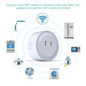 商品名:スマートプラグ スマートコンセント 輸入電圧:100-240v 最大電流:10A(Max) ...