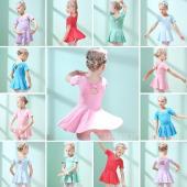 商品番号:L2-dance263 カラー:ピンク、パープル、ローズピンク、みずいろ、グリーン、ブルー...