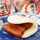 長崎県優良特産品に選ばれました!  古くから伝わる長崎伝統製法でつくり上げた皮付三枚肉の角煮をふっく...