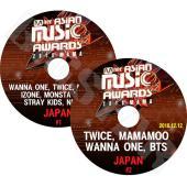 K-POP DVD/2018 MAMA in JAPAN(2枚SET)(2018.12.12)/BT...