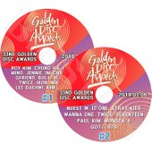 K-POP DVD/33nd 2019 Golden Disk Awards(2枚SET)(2019...