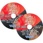 K-POP DVD/33nd 2019 Golden Disk Awards Back Stage ...