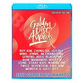Blu-ray/33nd 2019 Golden Disk Awards(2019.01.05-01...