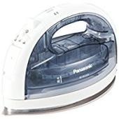 パナソニック Panasonic コードレススチームWヘッドアイロン クリアグレー NI-WL404...