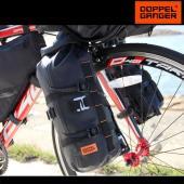 ロードバイクにはあまり荷物を積めない....、Mr.Big CAGEはそんな悩みを解決します。一般的...