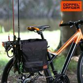自転車で釣り場を巡る「釣行」体験。  魚が潜んでいそうなポイントをテンポよく移動しながら釣っていく「...