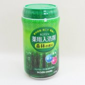 森林の香りとライトグリーンのお湯でステキなバスタイムをお楽しみください。  浴槽にお湯(約150〜2...