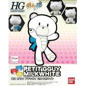 大人気プチッガイシリーズにキュートなミルクホワイトが登場!いろんなガンプラと組み合わせ可能。パズルピ...
