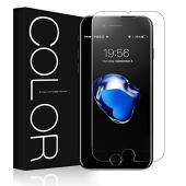 G-Color iPhone 7 plus / 8 plus 対応 強化ガラス 液晶保護フィルム ラ...