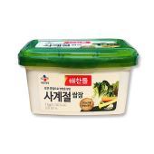 ◆製品の特徴  本品は、おいしいコチュジャンと韓国味噌にいろいろなヤンニョム(薬味)を入れているので...