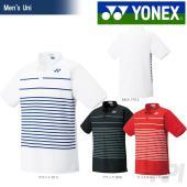 YONEX ヨネックス 「Uni ポロシャツ スタンダードサイズ  12121」ウェア「FW」「KP...