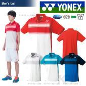 YONEX ヨネックス 「UNI ポロシャツ フィットスタイル  12141」テニスウェア「SS」『...