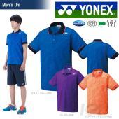 YONEX ヨネックス 「UNI ポロシャツ フィットスタイル  12145」テニスウェア「SS」「...