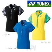 Yonex ヨネックス [レディース ウィメンズポロシャツ 20367]テニスゲームシャツ・パンツ ...