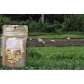 ● ビスコッティ:佐渡みそ味 ・名   称:佐渡産米粉のビスコッティ(みそ) ・内 容 量:40g ...