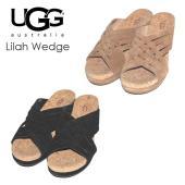 商品名:UGG アグ サンダル レディース ライラウェッジ Lilah Wedge 1019976 ...