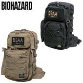 バイオハザード シリーズに登場する対バイオテロ特殊部隊「B.S.A.A.」の公式戦闘用バックパックで...