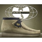 CLARKS WALLABEE Wu Tang Clan MAPLE SUEDE  クラークスの代名...