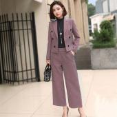 """●【セットの内容】:2点のみ (上着+ズボン)  """"スーツ&20代・30代・40代・50代の女性を対..."""