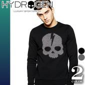 ◇HYDROGEN(ハイドロゲン)のニット、セーター  ◆サイズ [M/L/XL 約cm ] ┣着丈...