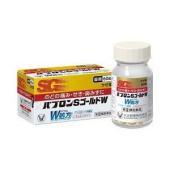 ★パブロンSゴールドW錠は,アンブロキソール塩酸塩,L-カルボシステインをはじめ6種類の有効成分をを...