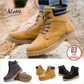 商品名  メンズ靴 シューズ メンズ 秋冬 ドクターマーチン ビックサイズ  長靴 ハイカット アウ...
